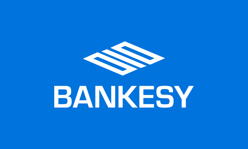 Bankesy - Banking startup name for sale