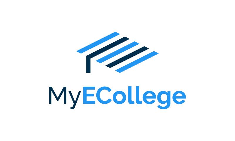 MyECollege logo