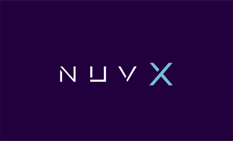 Nuvx - Abstract domain name
