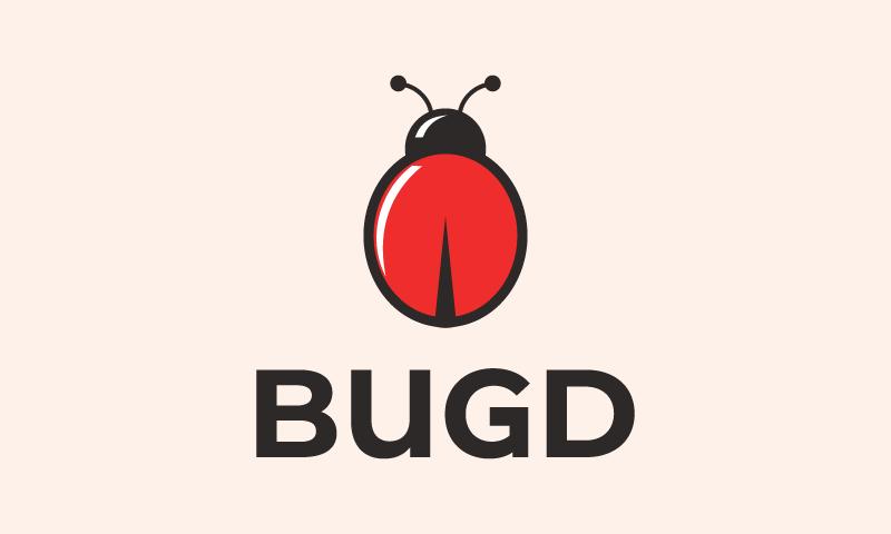 Bugd - E-commerce company name for sale