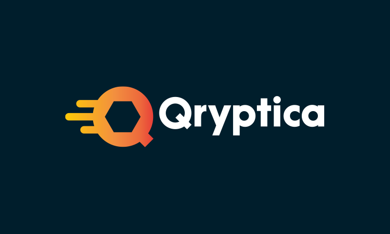 Qryptica - Business company name for sale