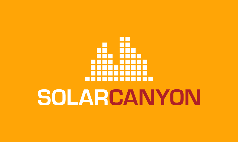 Solarcanyon - Power company name for sale