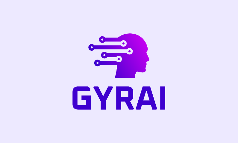 Gyrai - Artificial Intelligence company name for sale