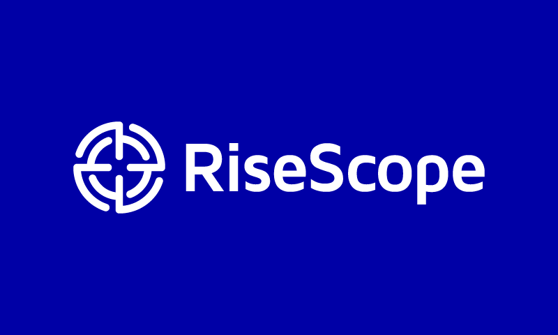 Risescope - Training domain name for sale