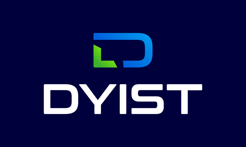 Dyist - Retail company name for sale