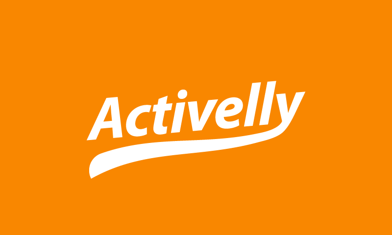 Activelly - Retail domain name for sale