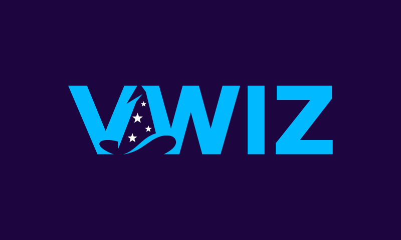 Vwiz - Technology company name for sale