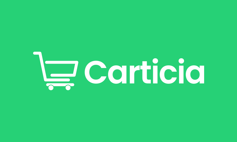Carticia - E-commerce product name for sale