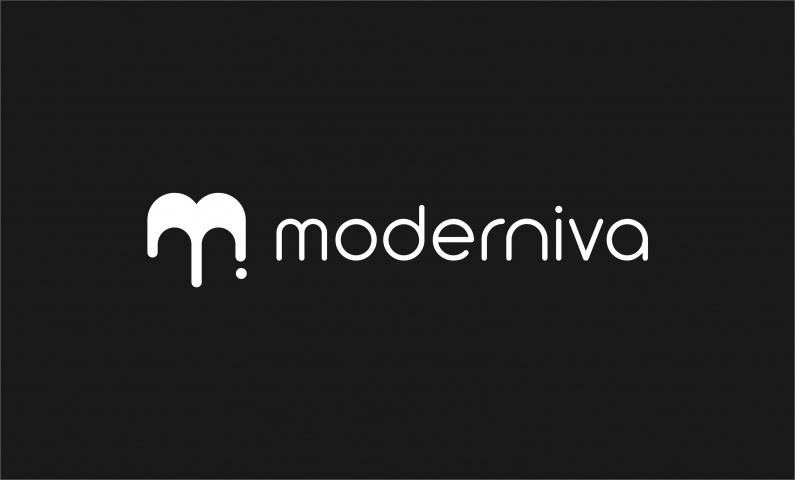 Moderniva - Contemporary company name for sale