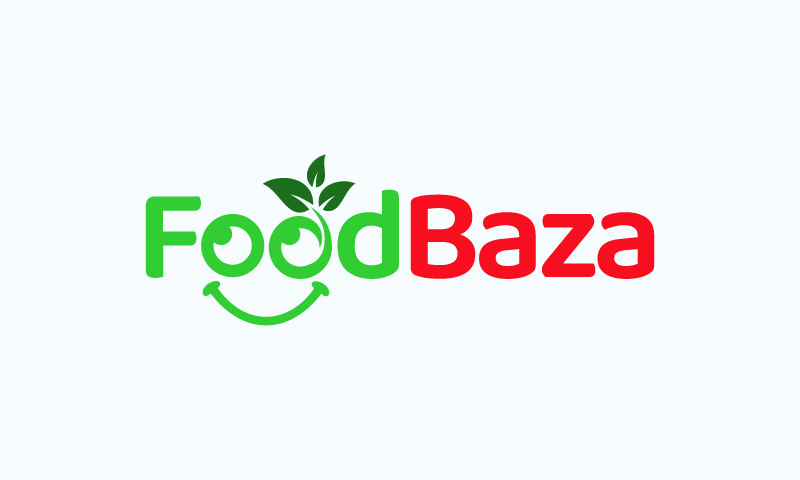 Foodbaza - Food and drink company name for sale