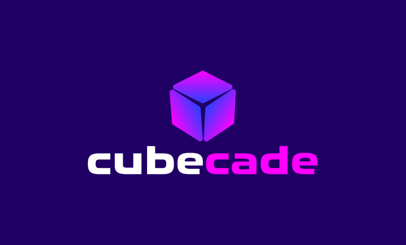 Cubecade - E-learning startup name for sale