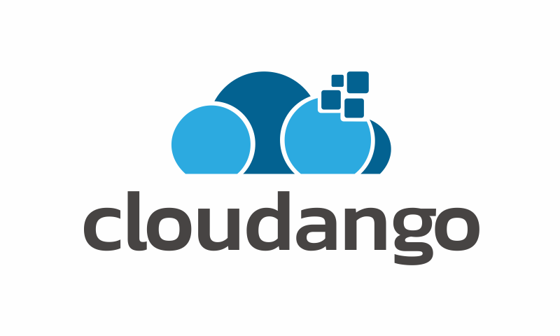 Cloudango - Internet brand name for sale