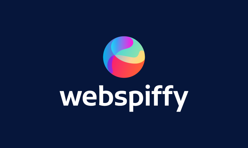 Webspiffy - Internet company name for sale