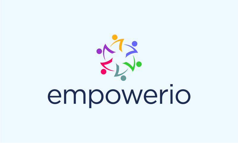 Empowerio - Fundraising business name for sale