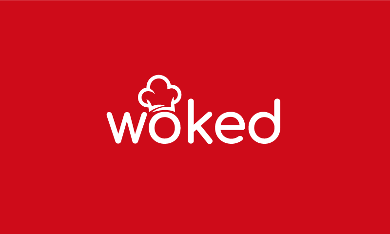 Woked - Food and drink product name for sale