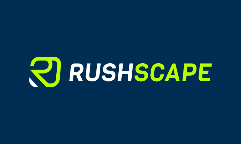 Rushscape - Cryptocurrency business name for sale