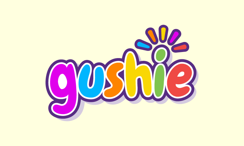 Gushie - Toy domain name for sale