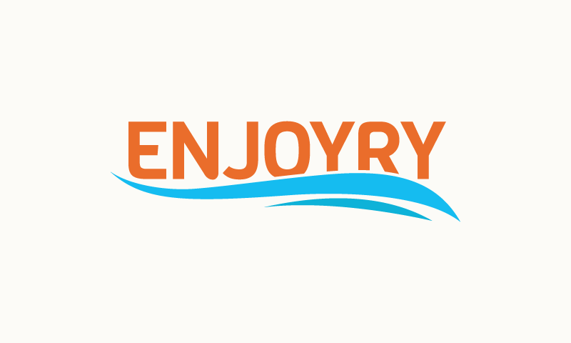 Enjoyry - Technology startup name for sale