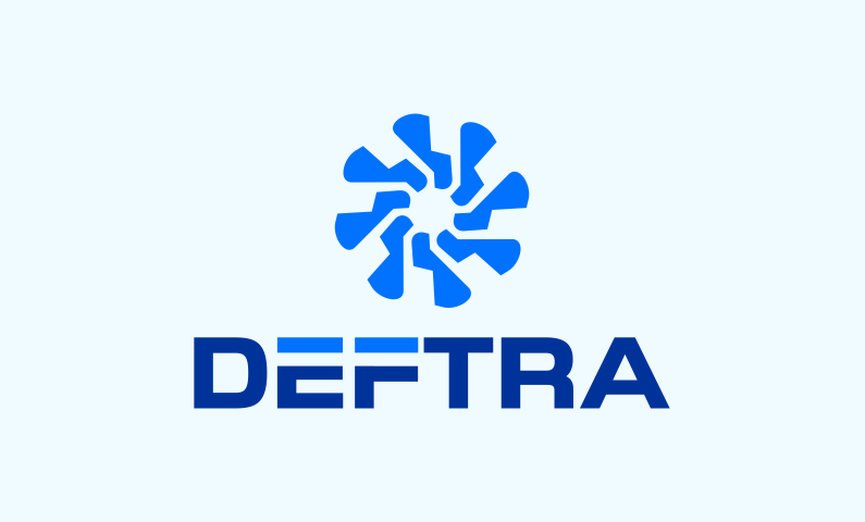 Deftra - Technology business name for sale
