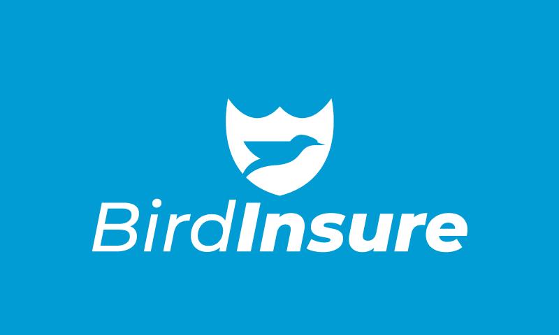 Birdinsure - Insurance product name for sale