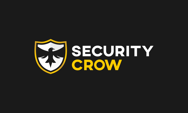 Securitycrow - Security company name for sale