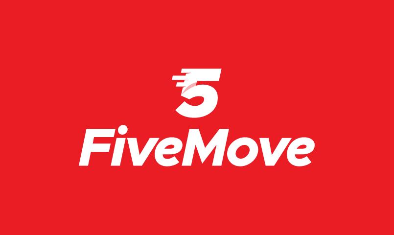 Fivemove - Media company name for sale