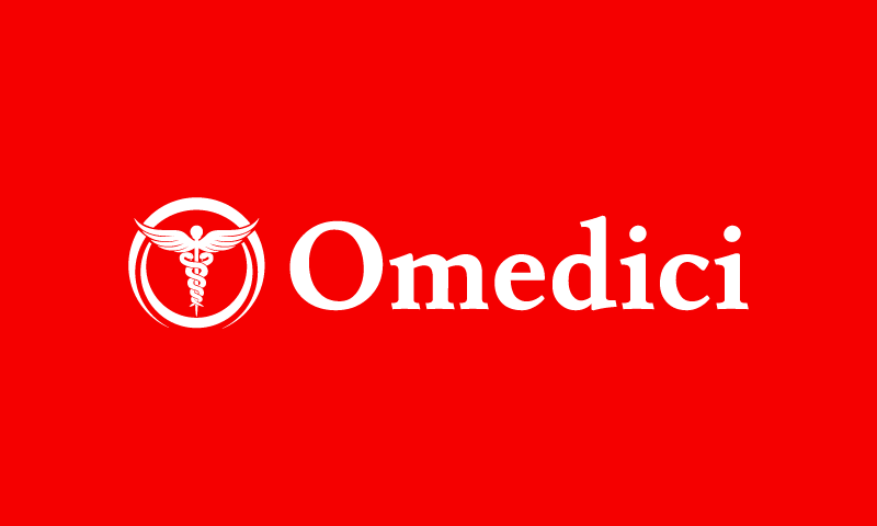 Omedici - Pharmaceutical startup name for sale