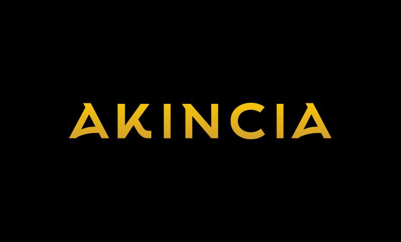 Akincia - Retail brand name for sale
