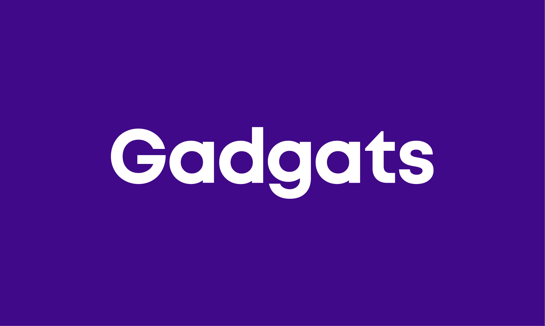 Gadgats - Technology brand name for sale