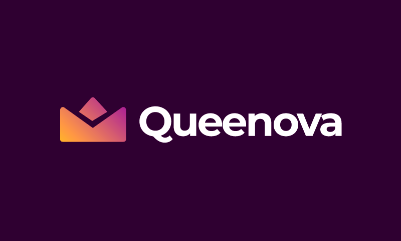 Queenova - Clothing startup name for sale