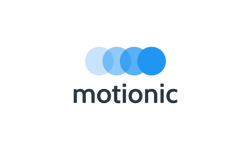motionic logo