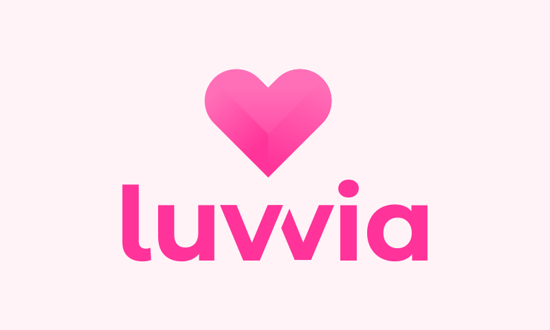Luvvia - Dating startup name for sale