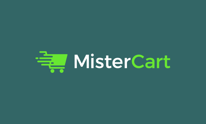 Mistercart - E-commerce company name for sale