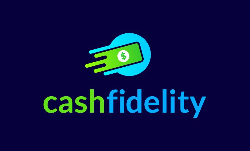 Cashfidelity - Finance startup name for sale