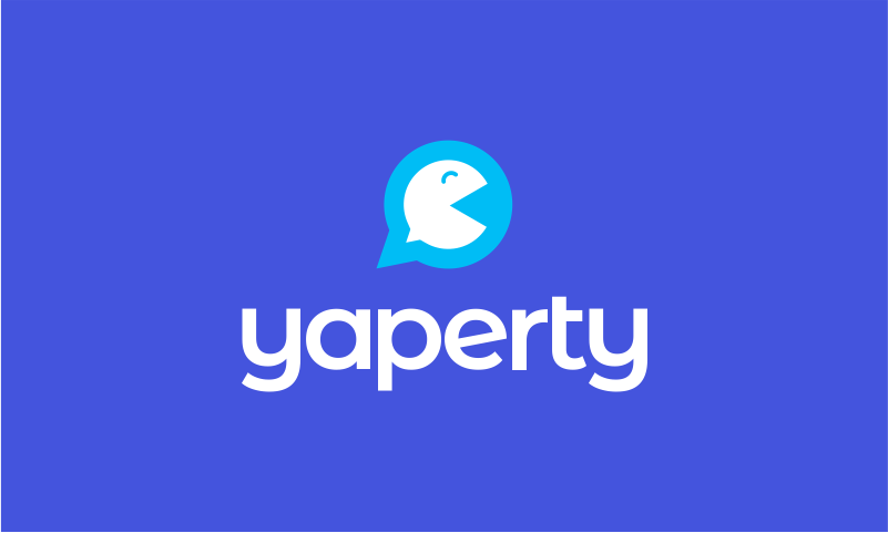 Yaperty - Social product name for sale