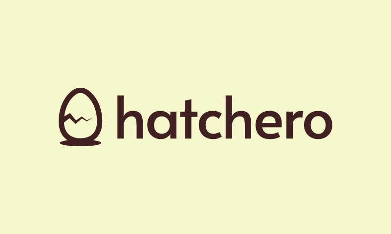 Hatchero - Fundraising brand name for sale