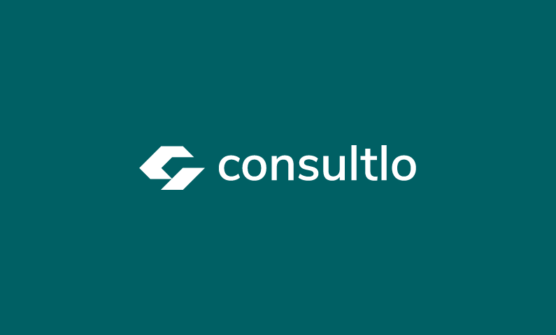 Consultlo - Perfect business name for a company in consultancy