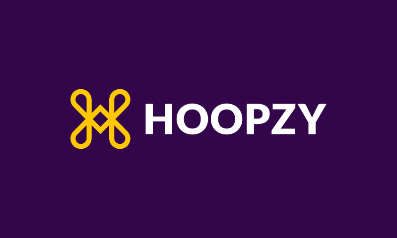 Hoopzy - Modern brand name for sale