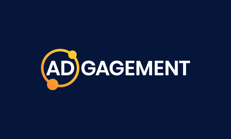 Adgagement - Advertising company name for sale
