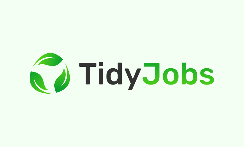Tidyjobs - Business company name for sale