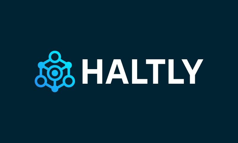 Haltly - Security company name for sale