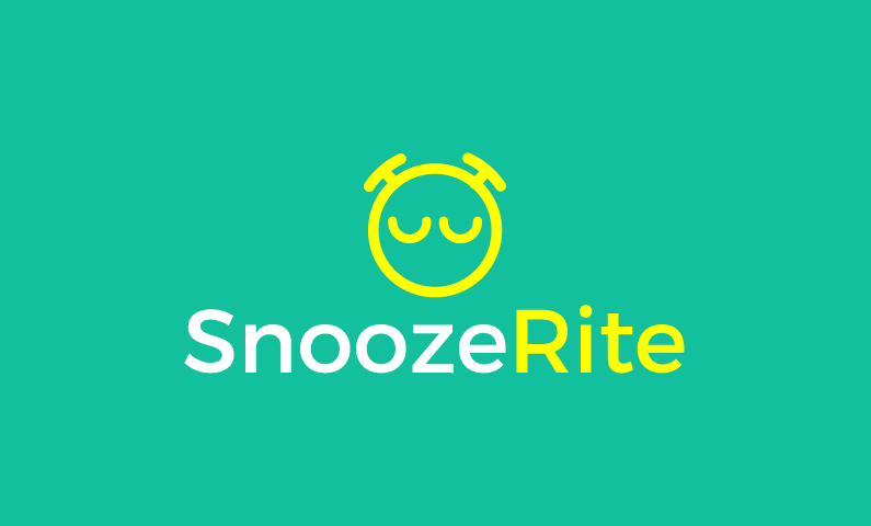 Snoozerite - Wellness company name for sale