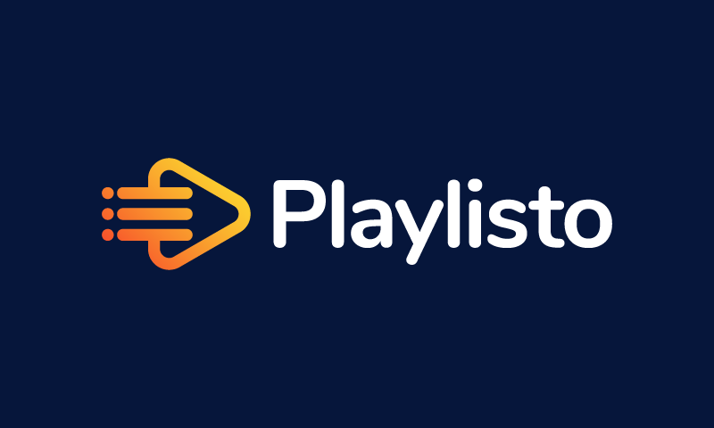 Playlisto logo