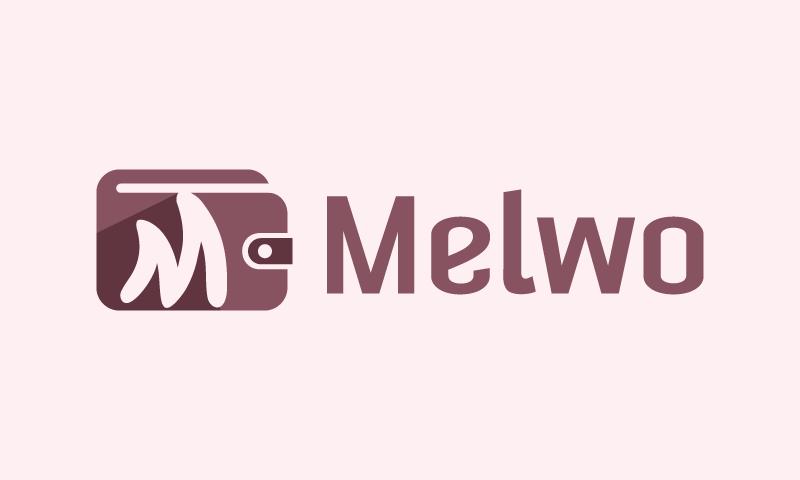 Melwo - E-commerce startup name for sale