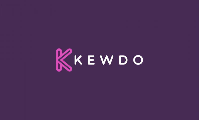 Kewdo - Original 5-letter domain name