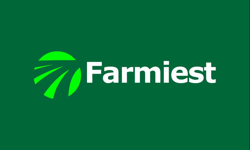 Farmiest - Farming brand name for sale