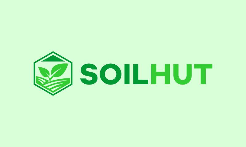 Soilhut - Farming brand name for sale