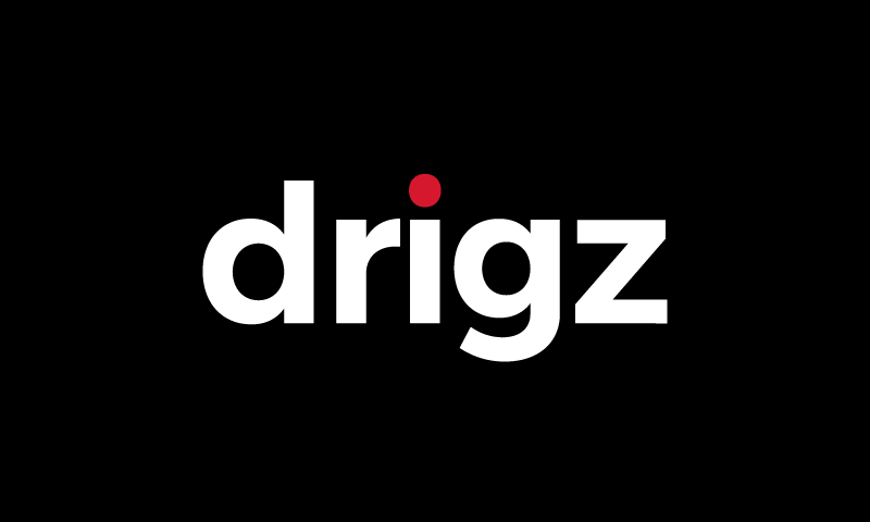 Drigz - Marketing startup name for sale