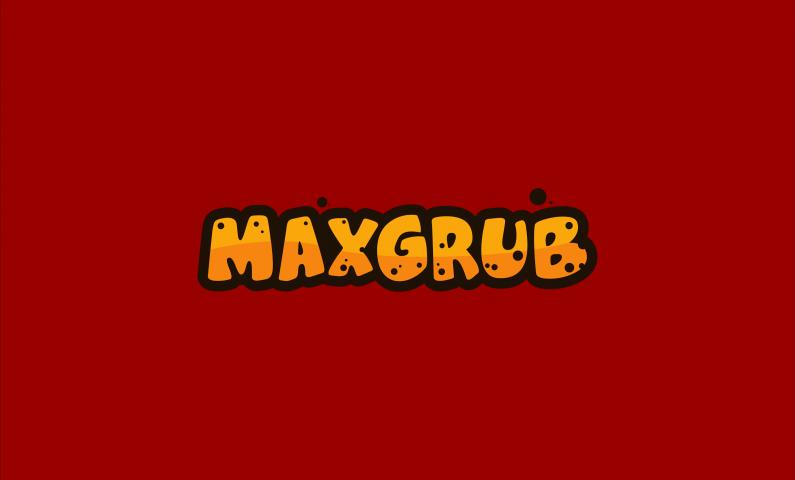 Maxgrub - Dining domain name for sale