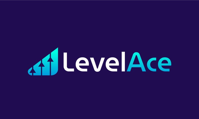 Levelace - Technology business name for sale